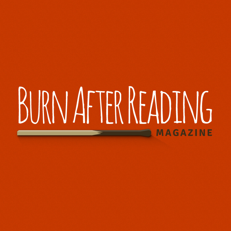 Burn After Reading Magazine online